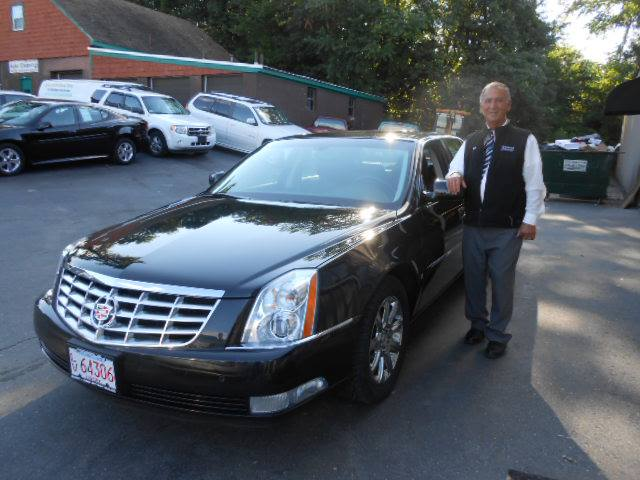 Traditions Limo Worcester Cadillac